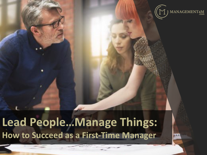 Lead People...Manage Things FREE Course